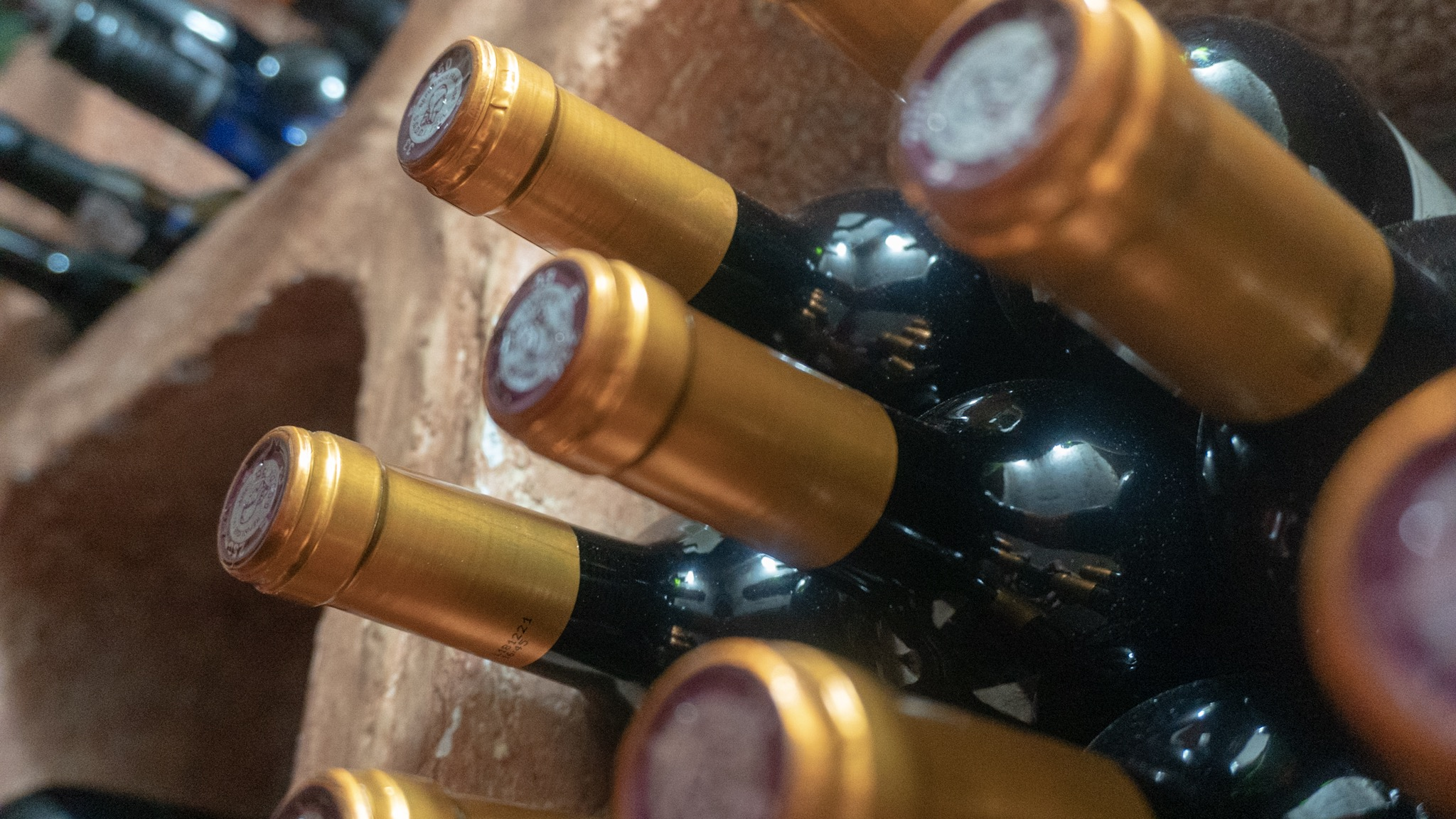 European Wines Hand Picked to complement the Food