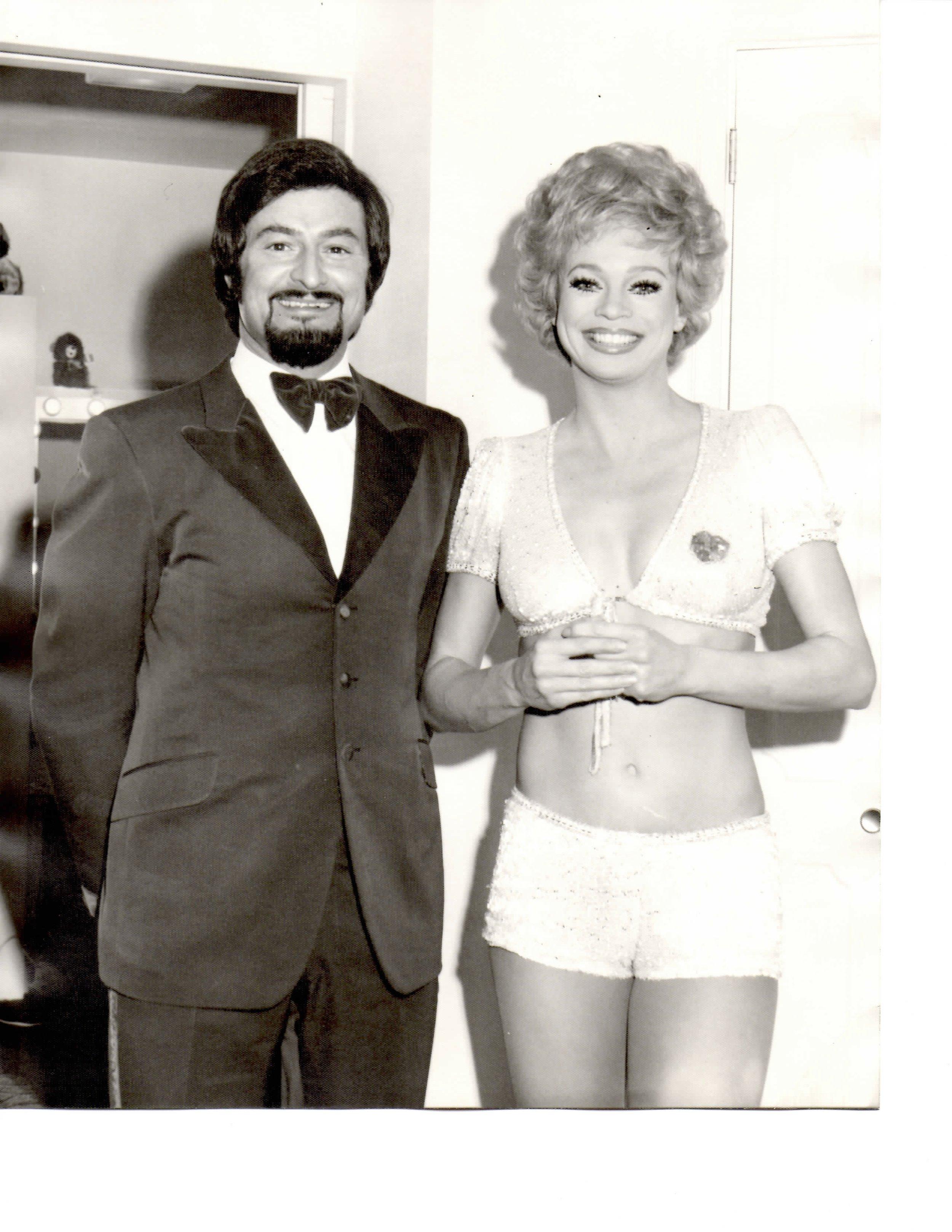Georges & Juliet Prowse - 1975