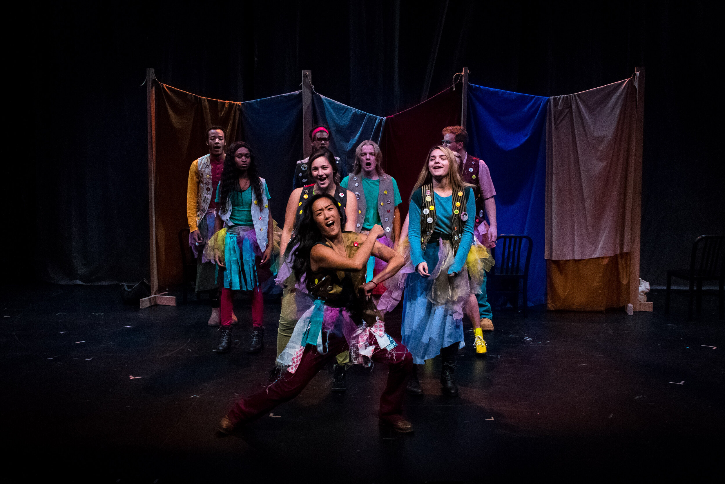 Mr. Burns: A Post Electric Play  at Howard Community College