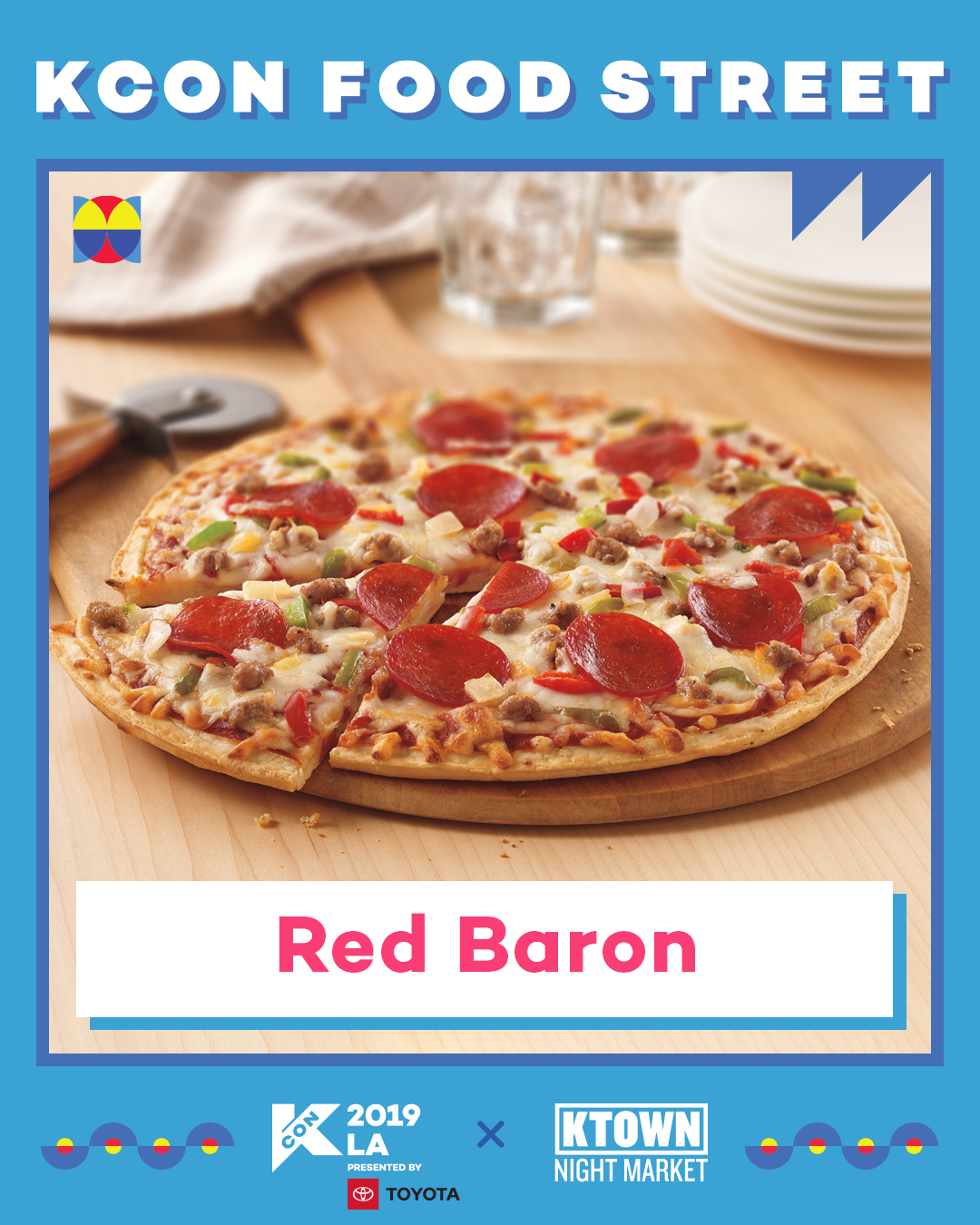 Red Baron (Food Truck 1)