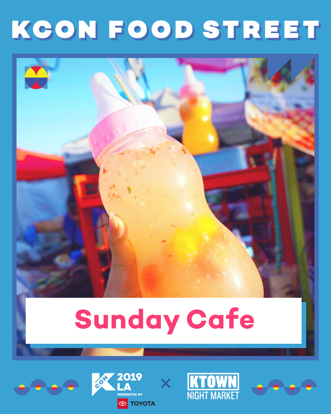 Sunday Cafe (Booth 13 & 14)