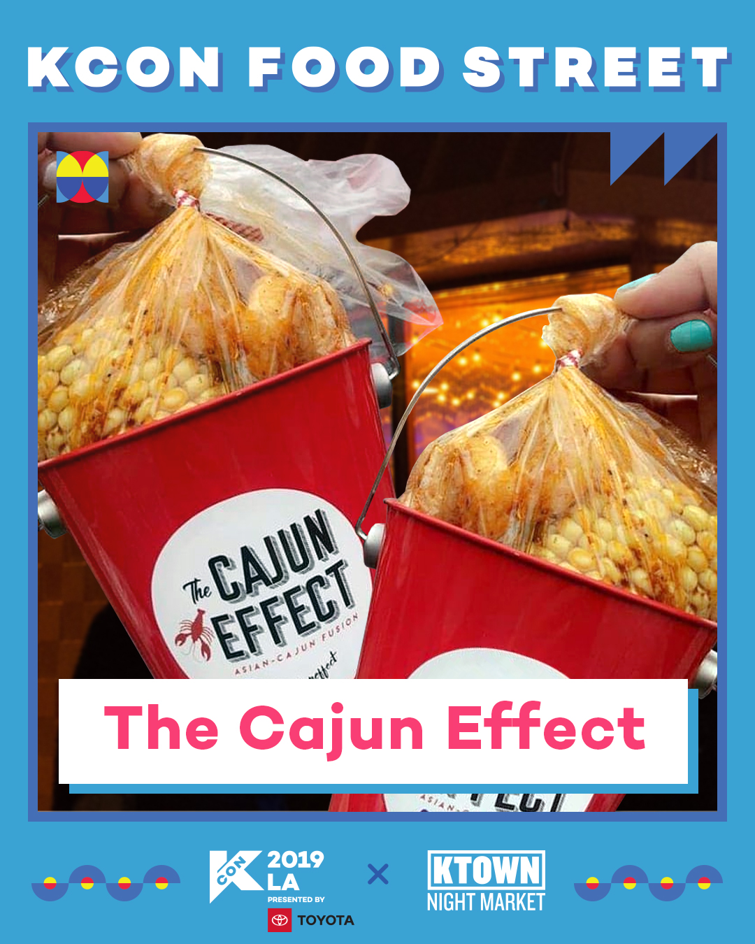 The Cajun Effect (Booth 5)