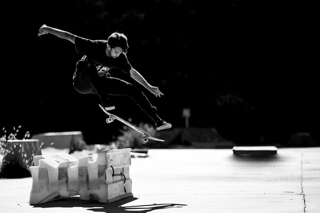 Alex Smith – Kickflip – East Atlanta, GA | Photo Credit: Matt Pendry