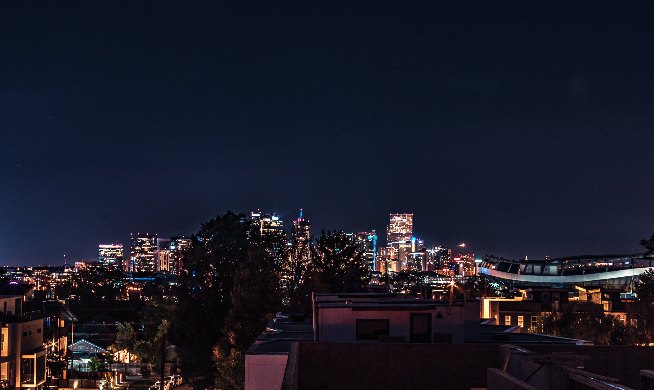 Roofdeck View - Contact our Sales Team Today