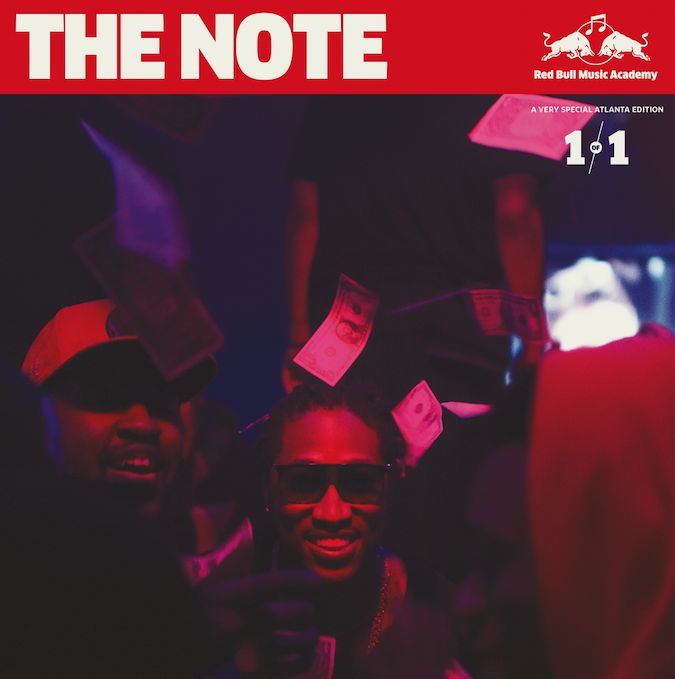 Daily Note - At Red Bull Music Academy, I worked on various editions of The (Daily) Note, a print newspaper created to support local activations in various cities and countries like Detroit, Atlanta, Chile, Russia, Australia, South Africa, and Brazil.