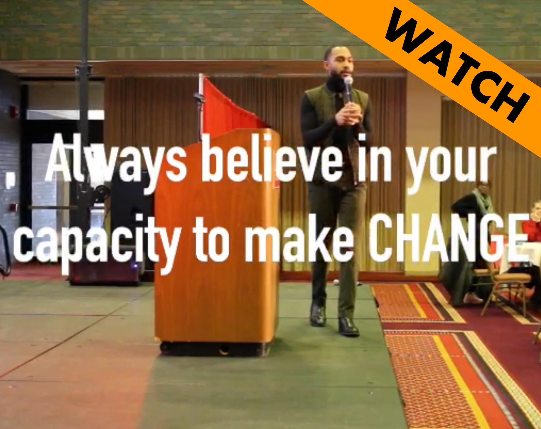 Believe In Your Capacity
