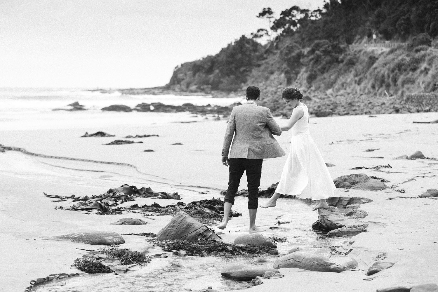 Cloe & Zac - Caroline captured our day beautifully and was really flexible and relaxed to work with!