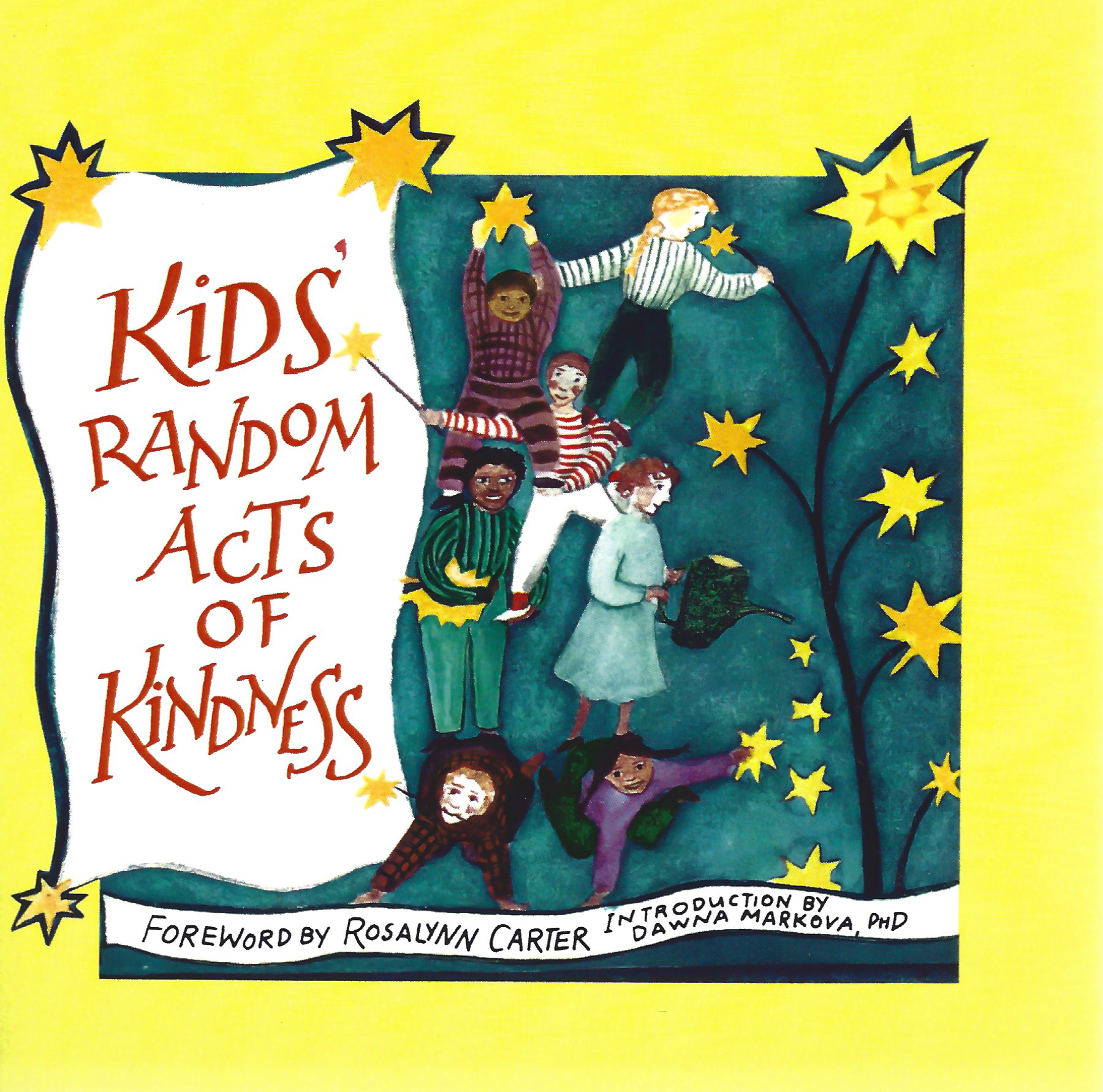 Kids' Random Acts of Kindness | Dawna Markova, PhD