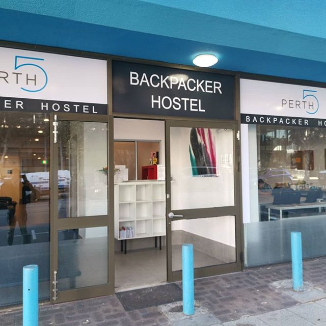 Oh yeah!🗣Grand opening today👏🍾 Perth 5 hostel is finally here! Everything is ready for our travellers! Hope everyone can enjoy their life in Perth 5. Booking now for the special opening rate👍 🇦🇺Please Follow US and stay tuned for more exciting news! 🤩  #perth5 #perth5backpackerhostel #perth5hostel #backpackerhostel #backpacker #hostel #perthhostel #perthbackpacker #travel #perthtravel #perthisok #perthbusiness #perthwa #perthlife #perth #wa #perthcommunity #northbridge #trip #perthaccomodation #hostelworld #hostellife #travelgram #travelling #instatravel#grandopening#openingday#hostelopen