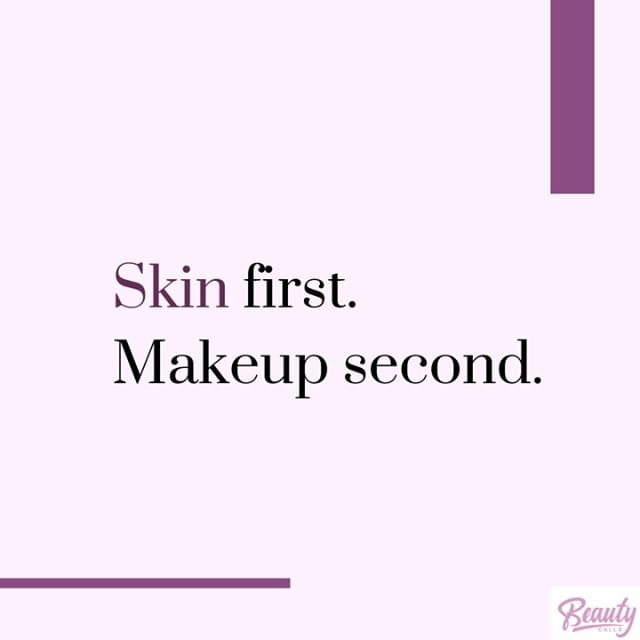 Your skin will always determine the end result of your makeup look. Book your facials with #BeautycallsDC to ensure your skin glows during the day, so your makeup can be flawless during your night out