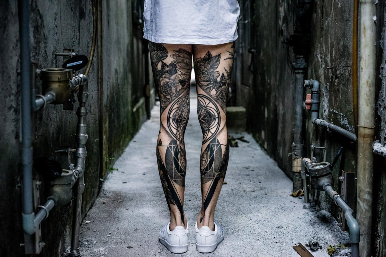 Tattoo Aftercare 101 Sang Bleu London