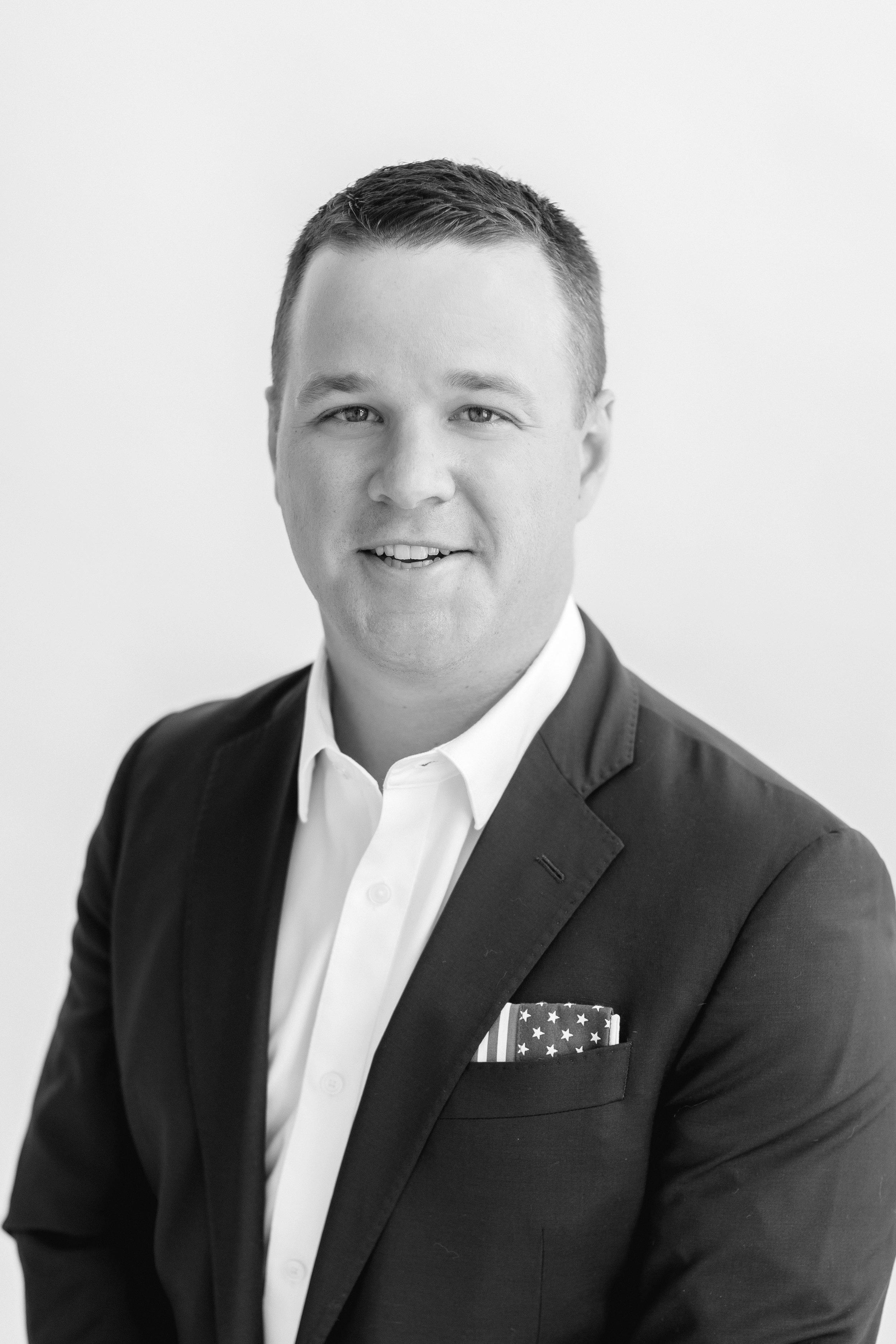 SHAWN REGAN | Managing Director - Operations