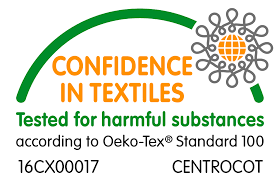 Oeko-Tex Merino Wool - We use Oeko-Tex certified wool in as many products as possible and clearly mark when it's used. Read more about the certification here.