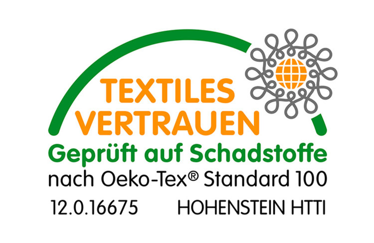 Oeko-Tex Alpaca Wool - We source our alpaca wool from Hansa Farm in Germany who import certified materials from Peru.