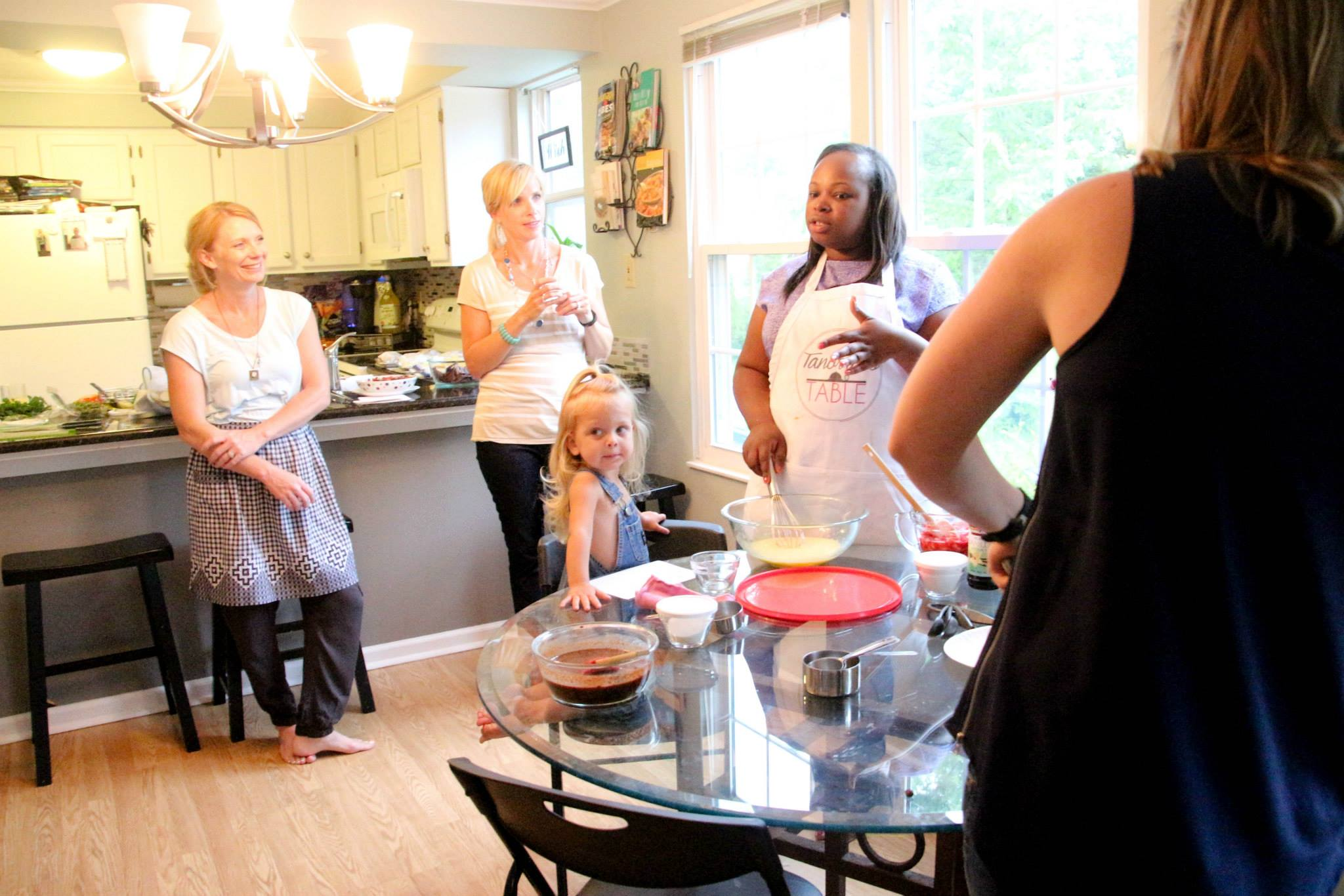 Cooking Parties & Lessons