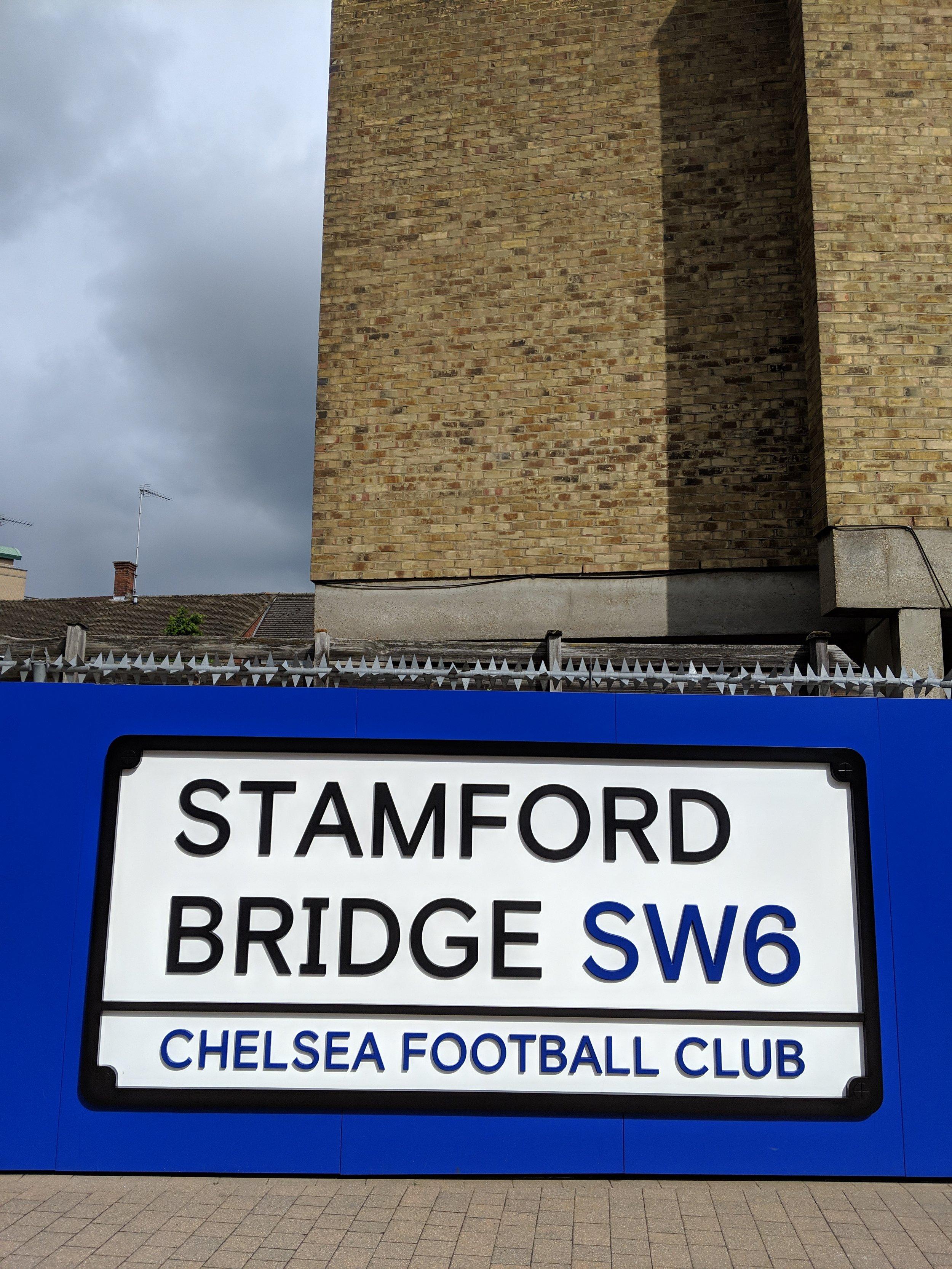 At home football matches - Sat 5: Fulham vs Charlton @ 12:30Sat 19: Chelsea vs Newcastle @15:00Weds 23: Fulham vs Luton Town @19:45Tues 29: Chelsea vs Manchester United @19:45