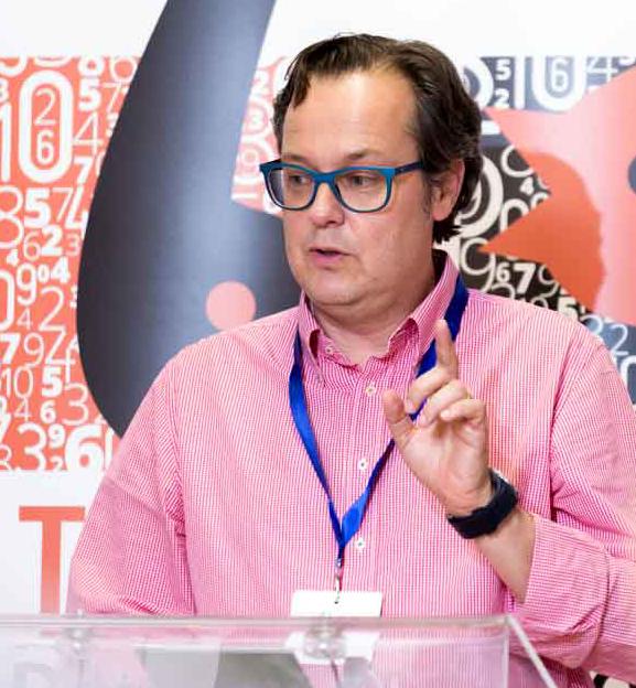 Luis Alberto Merchán. Abogado, funcionario y Socio Fundador de Réplica.