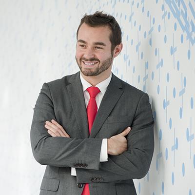 Gerard Guiu. Director de Llorente y Cuenca en Nueva York. Campeón de la LNDU.