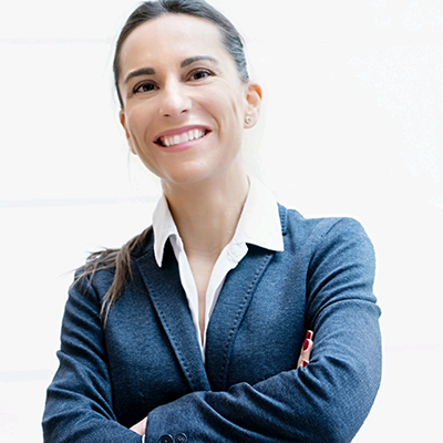 María del Castillo. Abogada y profesora universitaria. Campeona de la LNDU.