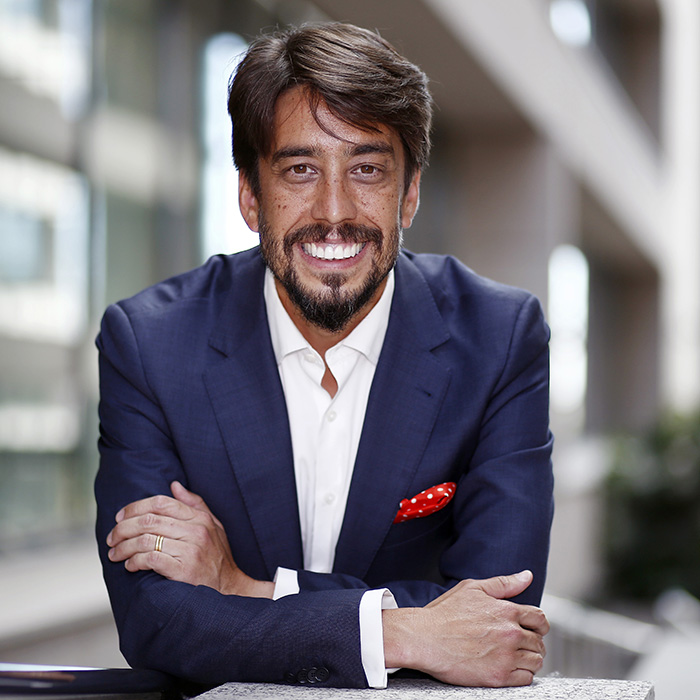 Federico del Castillo. Head of Legal & Compliance en Signify.