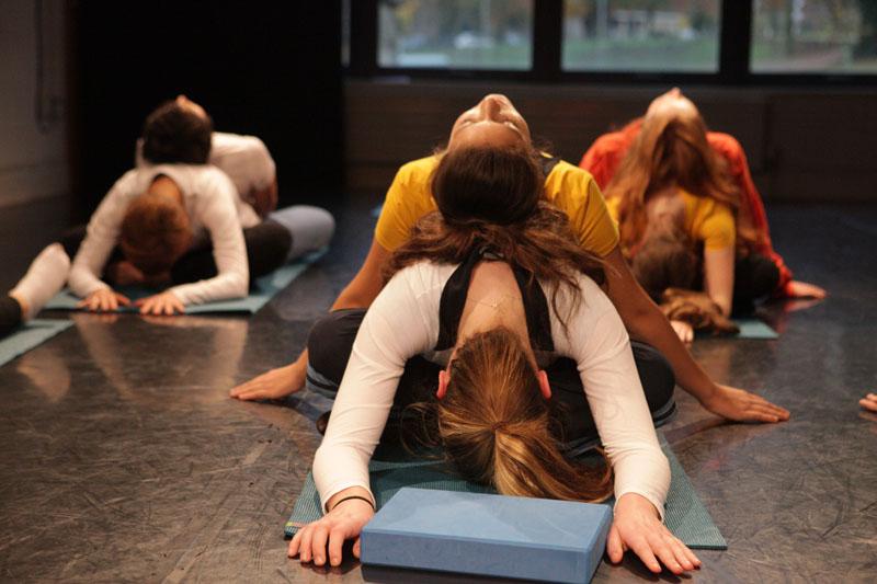 Photo:  Teen Yoga Foundation