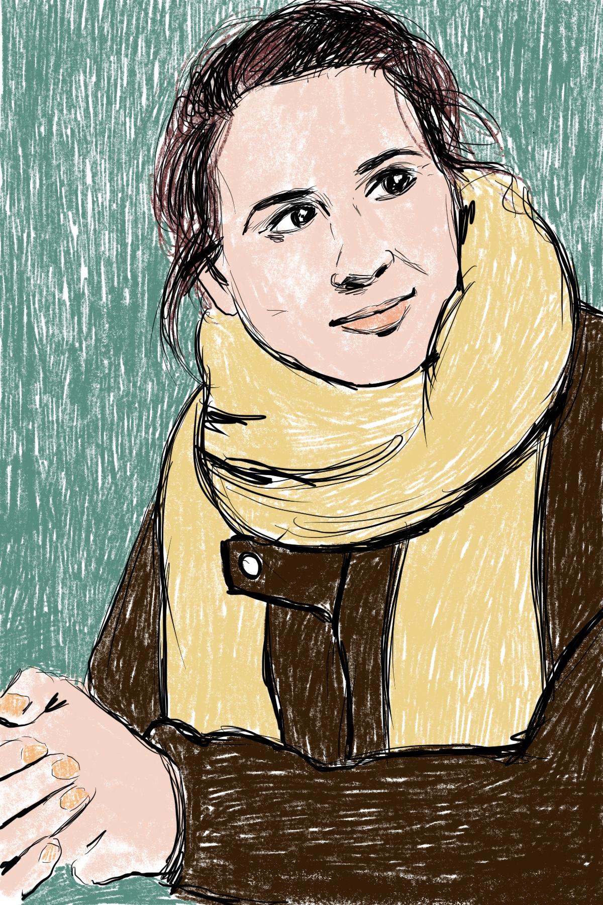 Maud Vanhauwaert  is schrijver en tekstperformer. Ze weekt poëzie los van het papier en zoekt naar nieuwe vormen.   Bezoek Mauds website