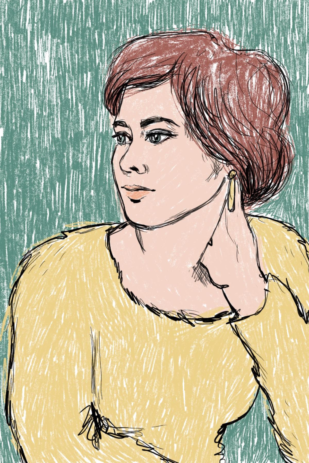 Mila Van Goethem  tekent strips. Je kunt een kijkje in haar leven nemen op haar  Instagrampagina , waar ze een visueel dagboek bijhoudt.   Bezoek Mila's website