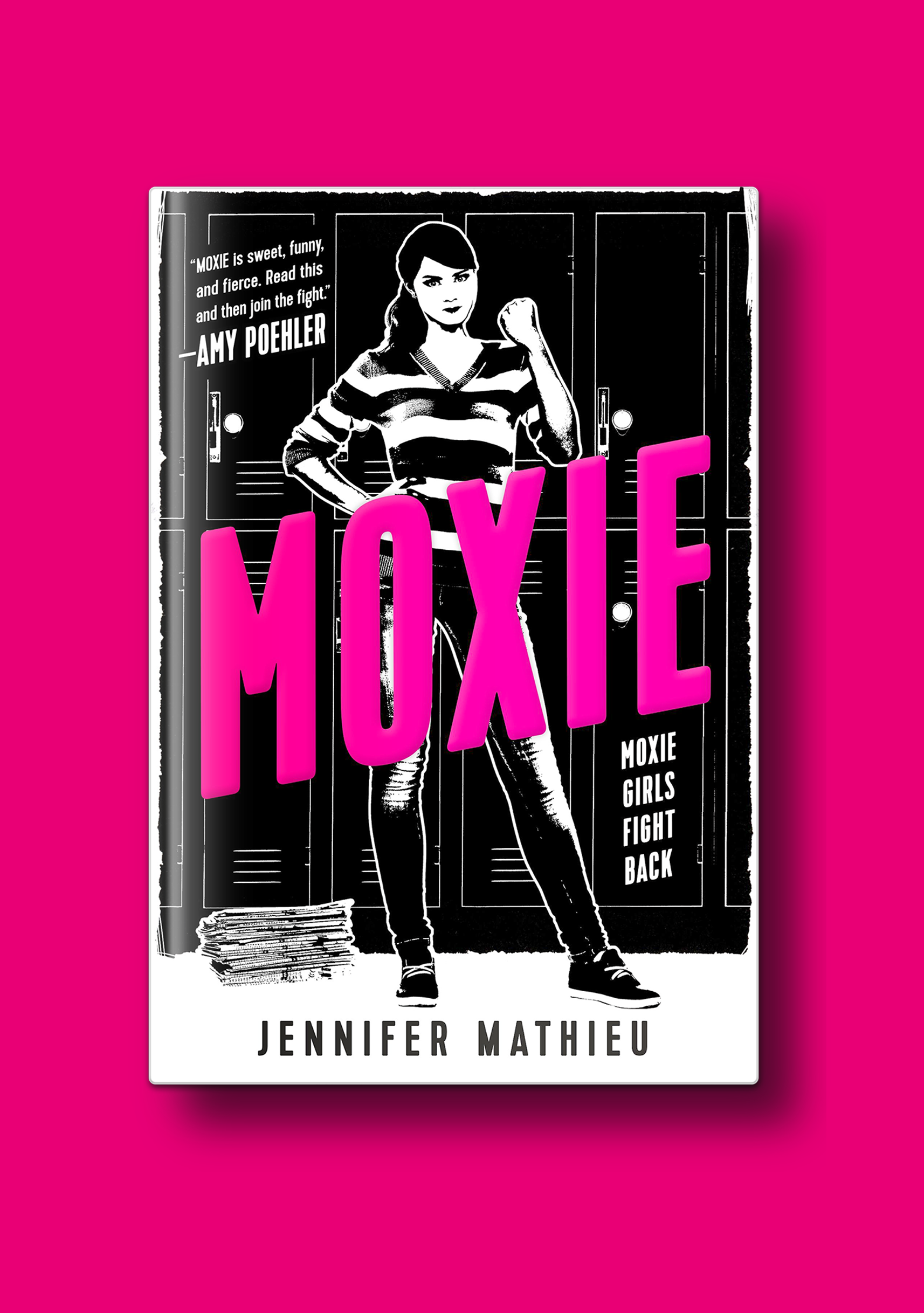 MOXIE - An unlikely teenager starts a feminist revolution at a small-town Texas high school.