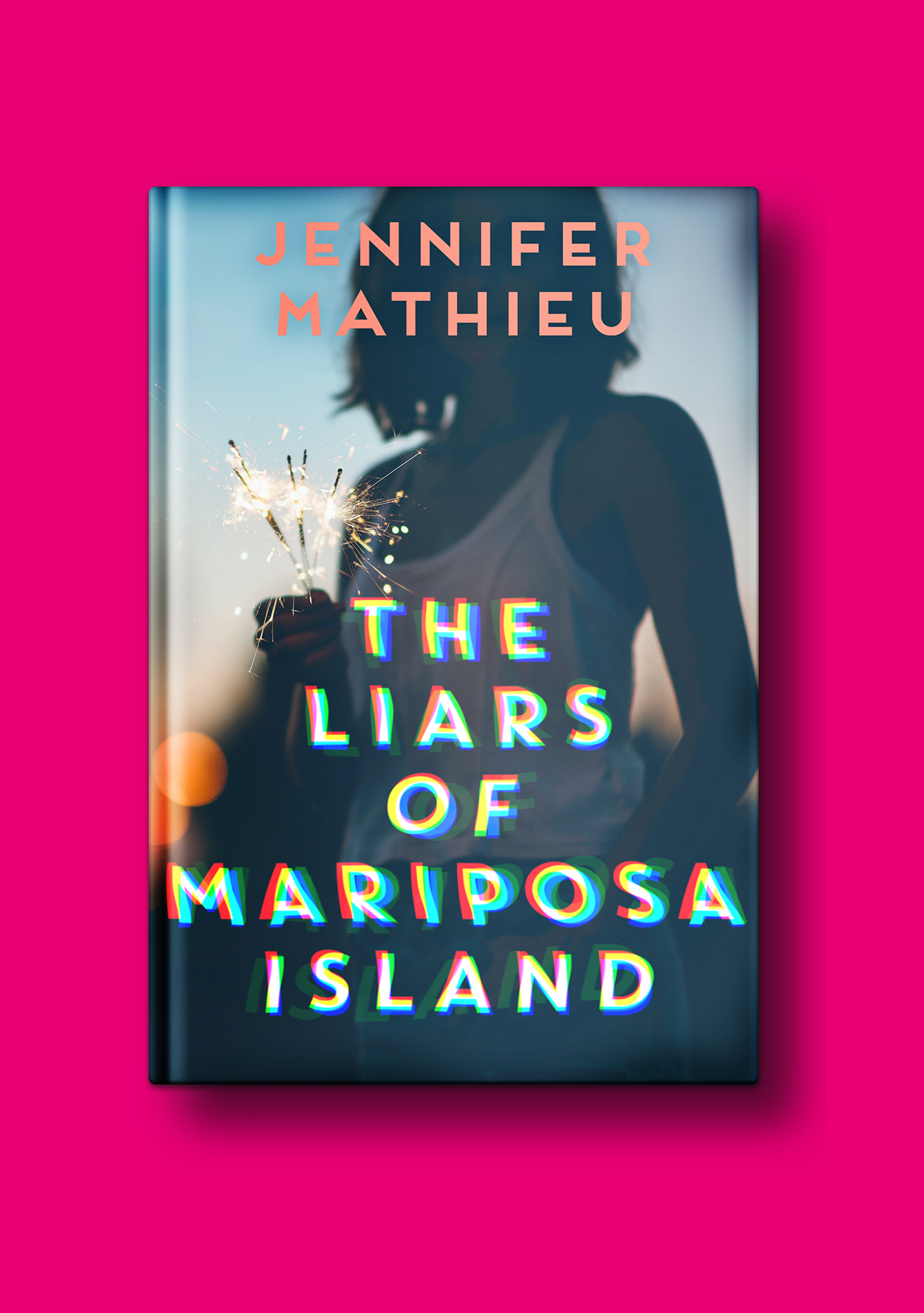 THE LIARS OF MARIPOSA ISLAND - A novel in three voices about the lies families tell to survive.