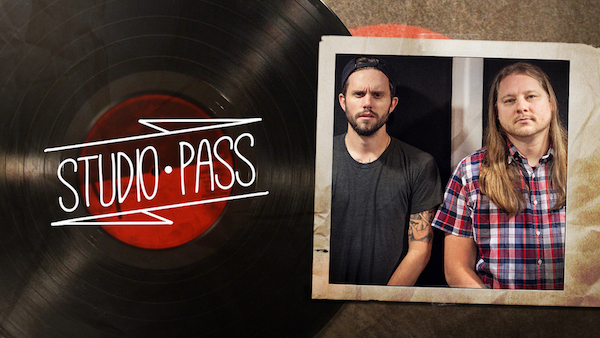 Studio Pass with Jamie Kingand Tommy Rogers - Click picture to view