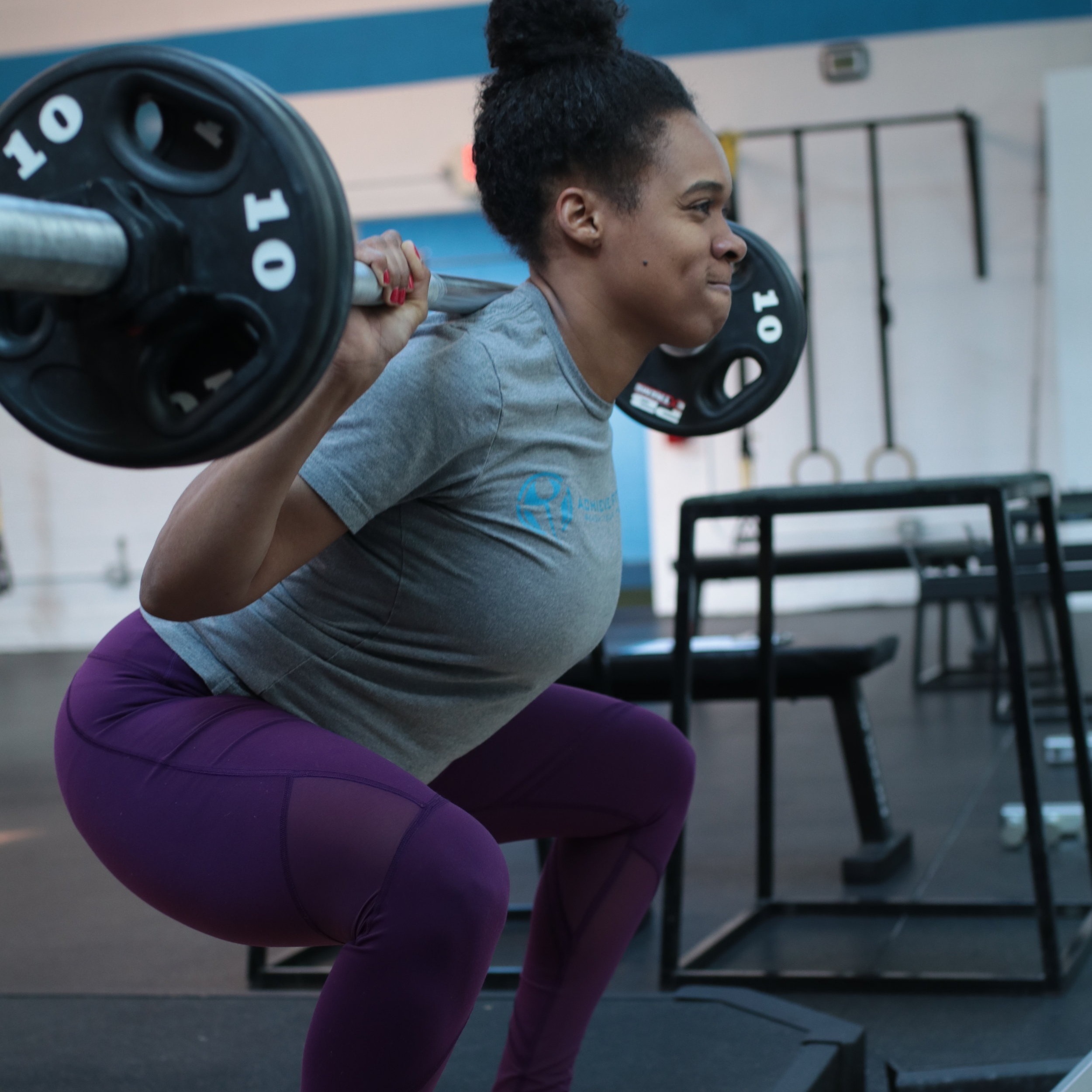 - intro to barbells