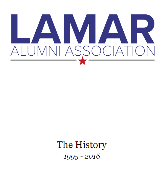 About - The Lamar High School Alumni Association was established as a non-profit organization with a dual purpose: to serve the needs of the alumni and those of the students of the present day. It strives to create a spirit of unity between the alumni and the current student body by sponsoring special activities and by raising funds for specific improvements.