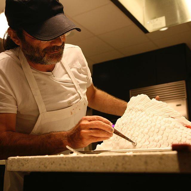 #thelokanta #traditional #turkish #restaurant #astoria #newyork #fishinsalt by #orhanyegen