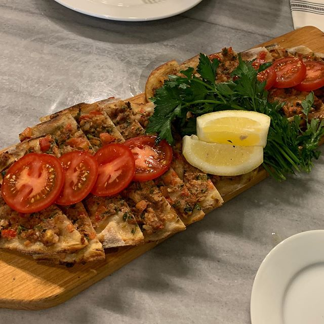 #thelokanta #turkish #traditional #restaurant #astoria #newyork #lahmacun #etliekmek