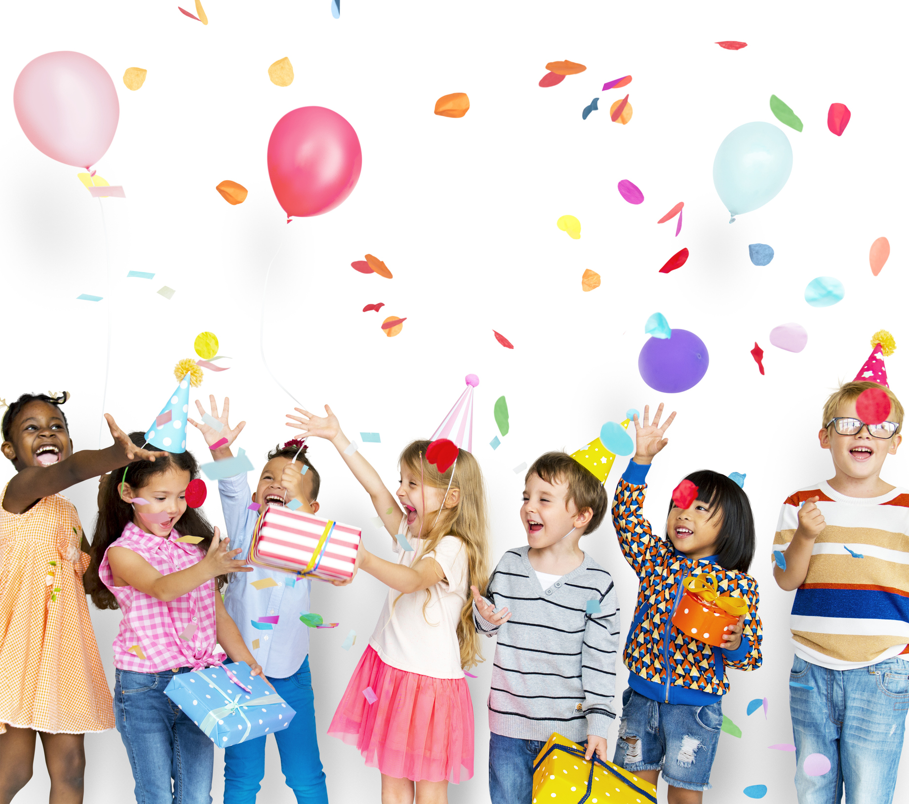 It's your child's BIRTHDAY! - Do something different…something creative!
