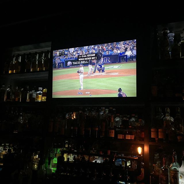 Dodgers on TV. Live music at 8:30. Great drinks ...come join us at Lincoln House tonight!