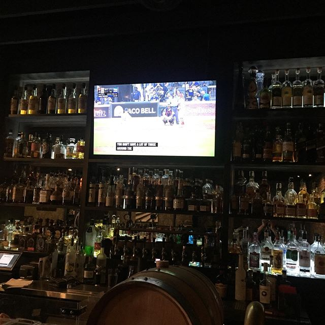 Come watch the Dodgers on tv tonight at Lincoln House.  Happy hour til 6:30!