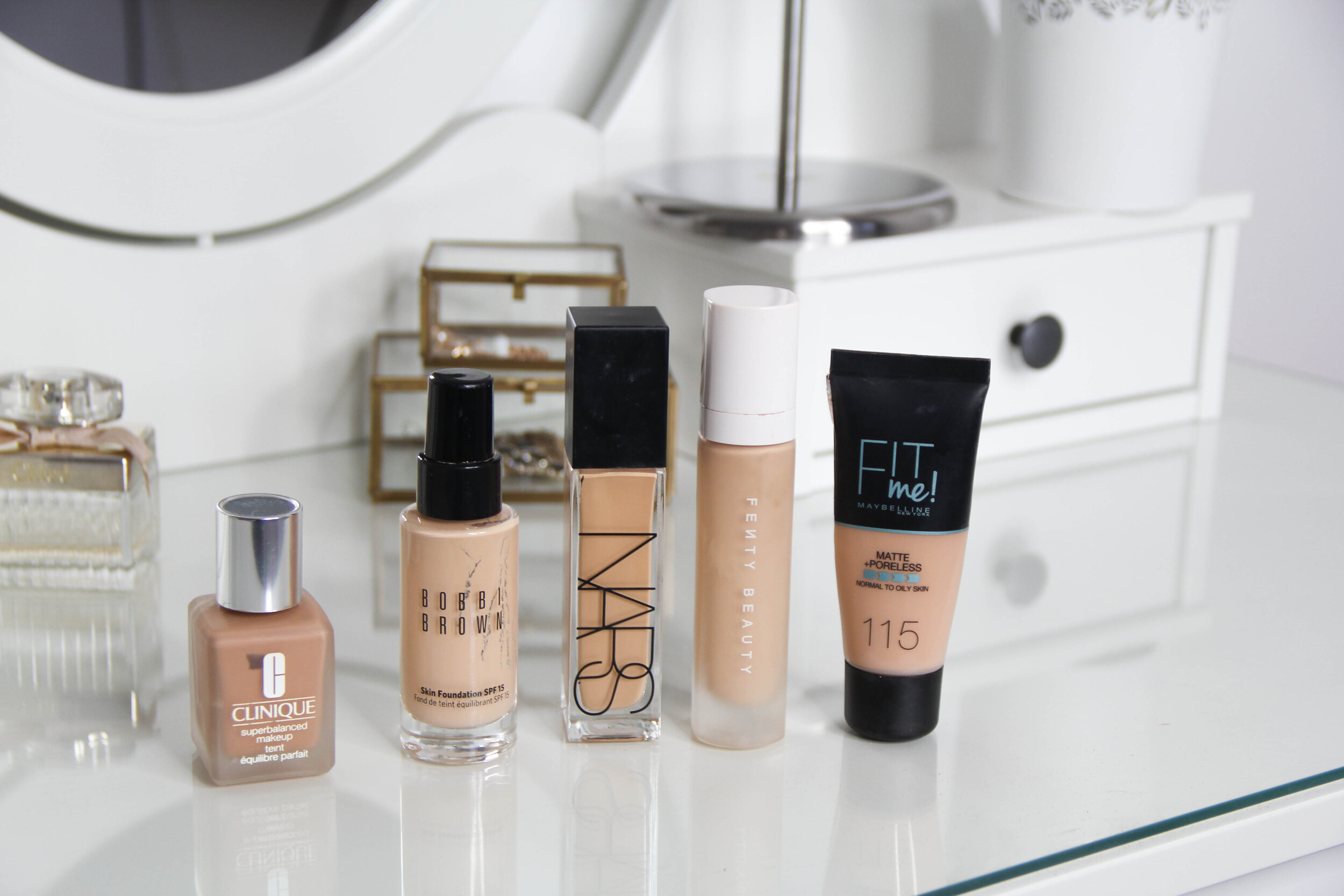 These were my favorite foundations… - I hope you guys enjoyed reading this review, and now you have enough reasons to head to the nearest makeup store and buy yourself one or two, or all five of these holy grail foundations to always rely on.