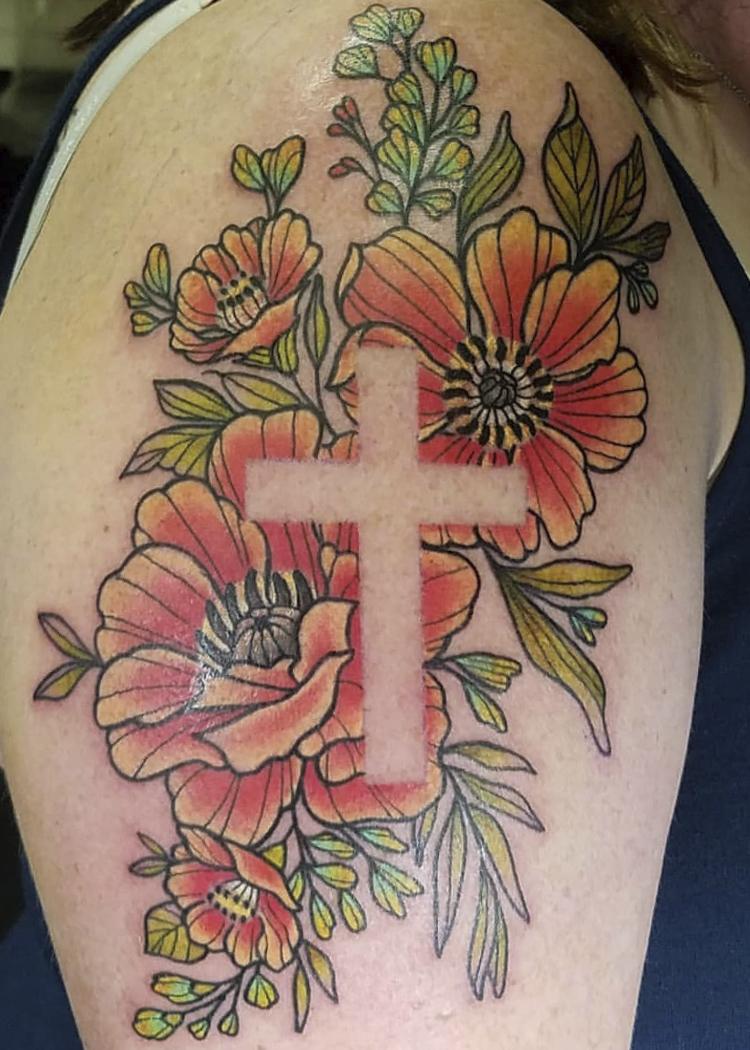 Tattoo by: Elizabeth Jackson