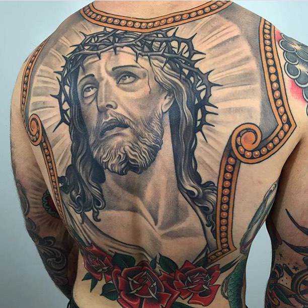 Tattoo by: Dan Pemble
