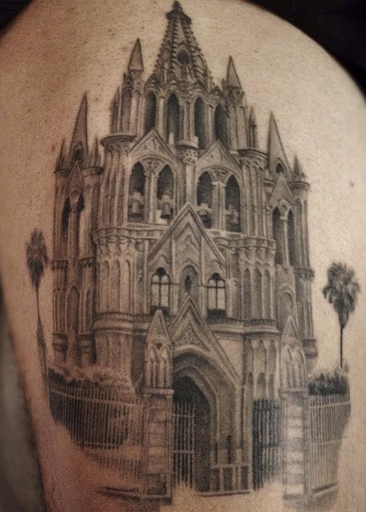 Tattoo by: Alex Garcia