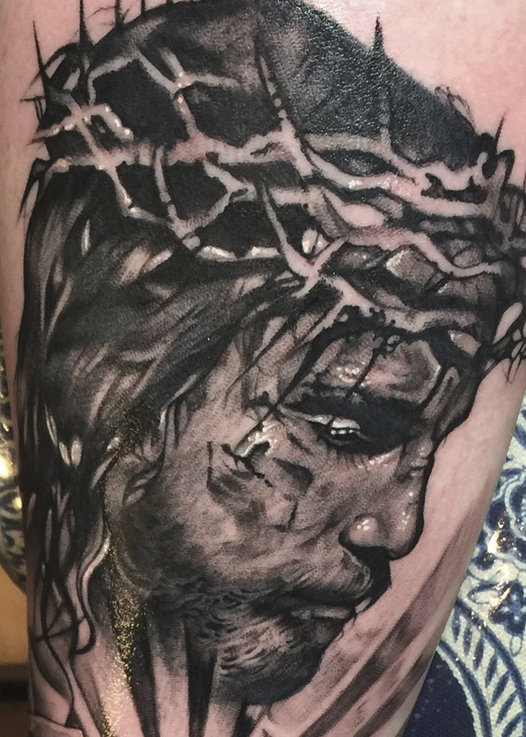 Tattoo by: Chase Tafoya