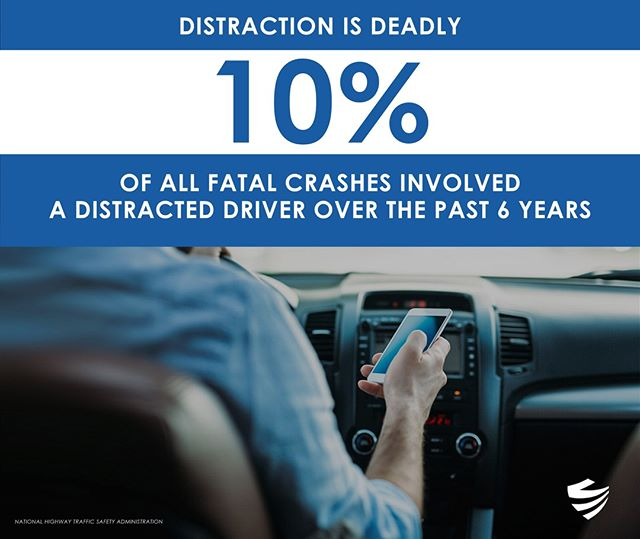 #DistractedDrivingAwareness month may be coming to a close but our efforts to drive safe and distraction free can continue! 📵⠀ ⠀ Tag someone to remind them to drive safe! #WorthIt⠀ ⠀ #DistractedDriving #PhoneDown #ArriveAlive #NoTexting #Driving #TeenDriving #Insurance #Coverage #Auto #Stats