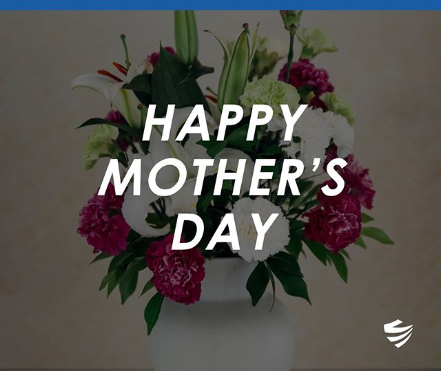 Happy Mother's Day! We hope all of you amazing moms have had a wonderful day and that you feel appreciated! #MothersDay 💐