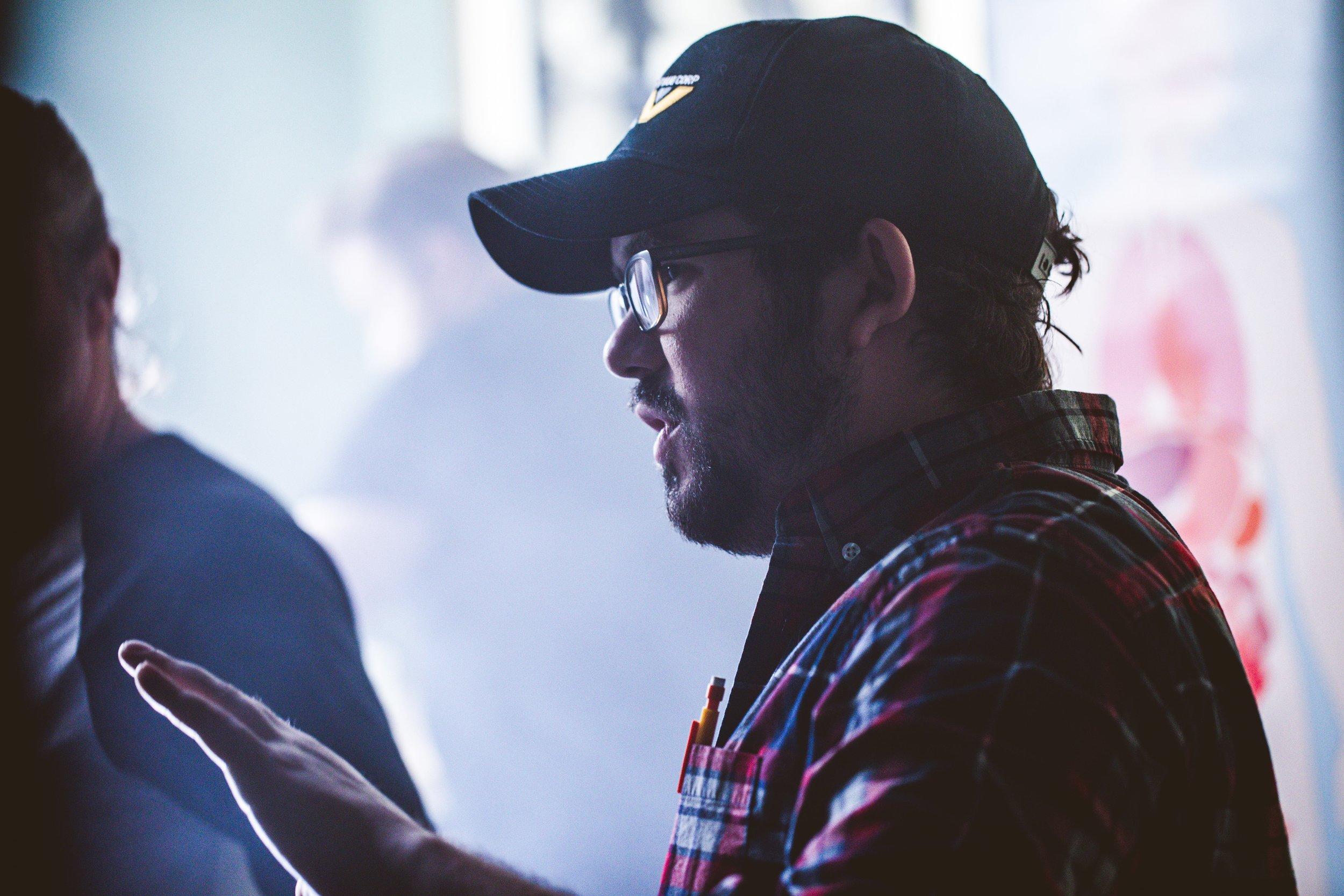 daniel fabelo - writer/director
