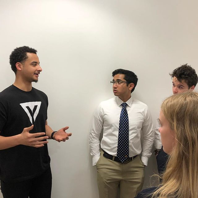 Lessons from Victor Hunt '19, Founder and CEO of Astorian