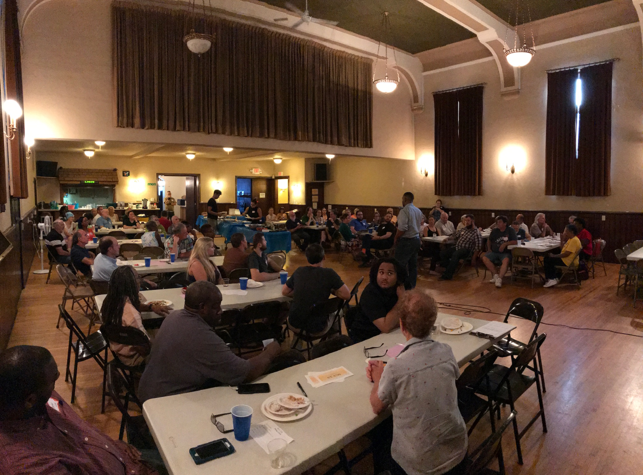 Asset-Mapping - Know Your Neighbor.The next step began with a town hall style community gathering where residents were invited to come together to learn about SGV 2.0. Attendees were engaged in looking ahead and envisioning what would make SGV a great neighborhood.Read More.