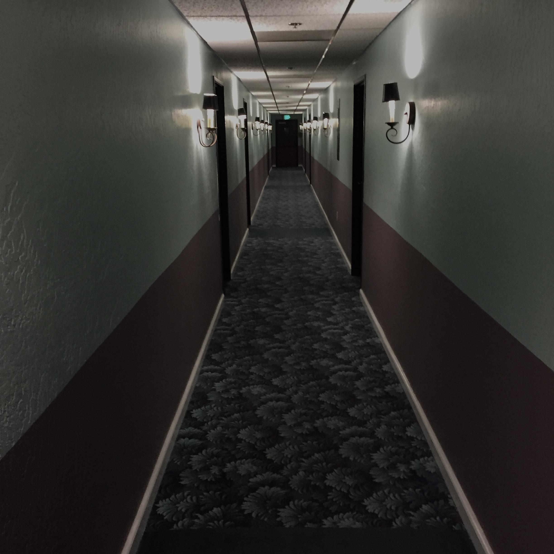 The long dark corridor of the soul…