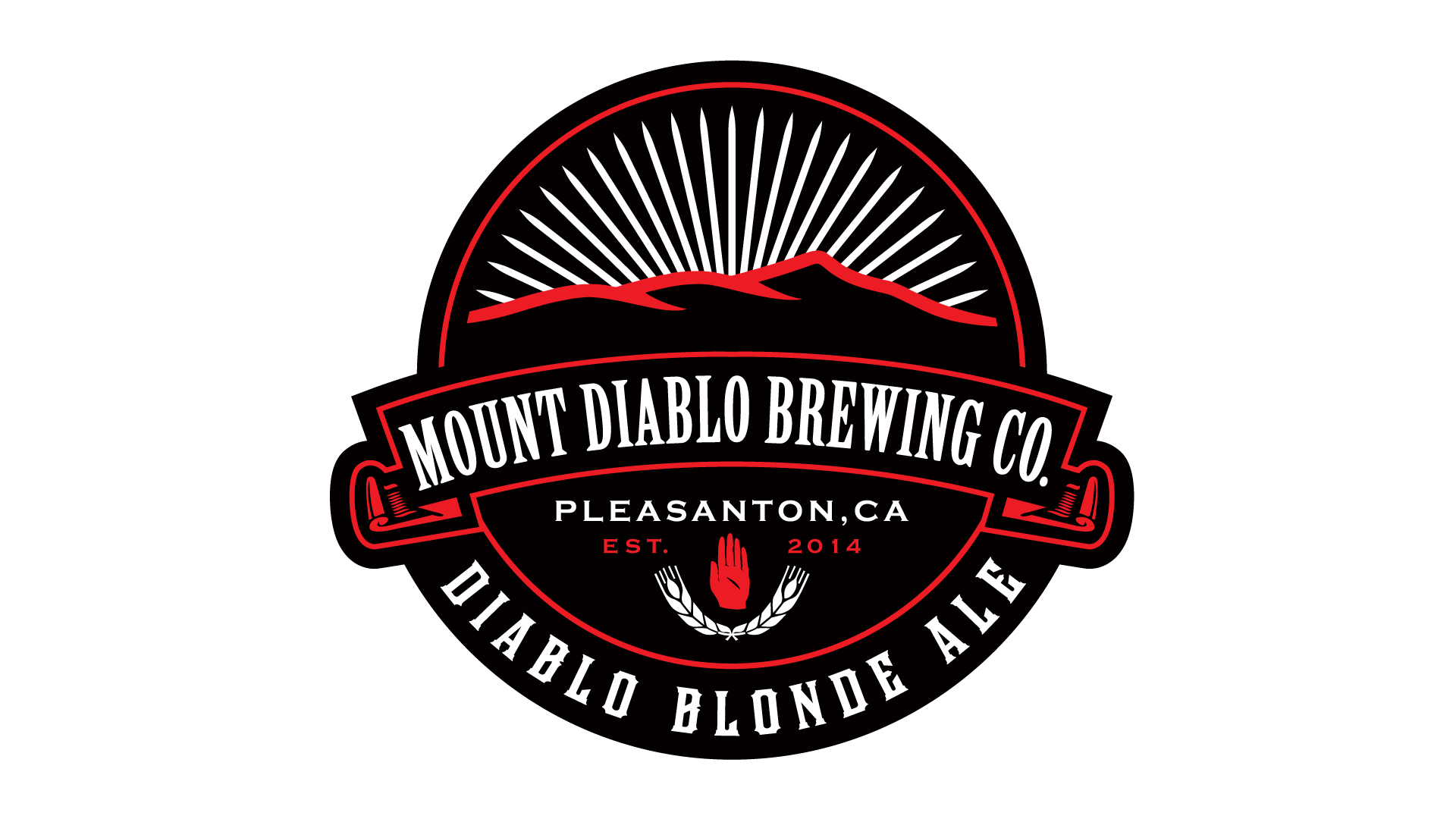 Diablo Blonde Ale - Brewed to style with very low bitterness and hop flavor. Bright, easy drinking beer with a creamy white head and smooth malt finish.5.0% ABV | 22 IBU