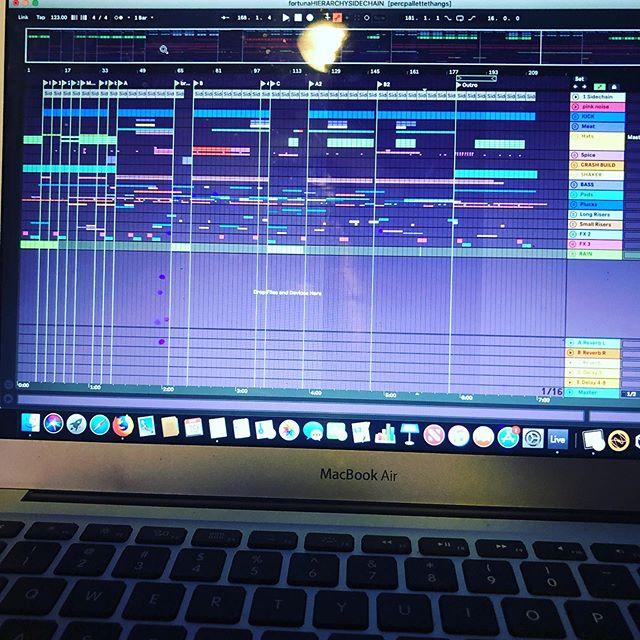 A Galaxy of sounds 🚀🌟🔊 . . . #musicproducer #techno #housemusicproducers #housemusic #💜 #electronicmusic #ableton #abletonlive #dreambrigade #turnupthedb #dj #melodictechno #melodichouse #edm #love #music #life #dance #melodic #purple